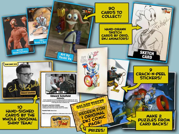 EARTHWORM JIM the Comic Book! | Indiegogo