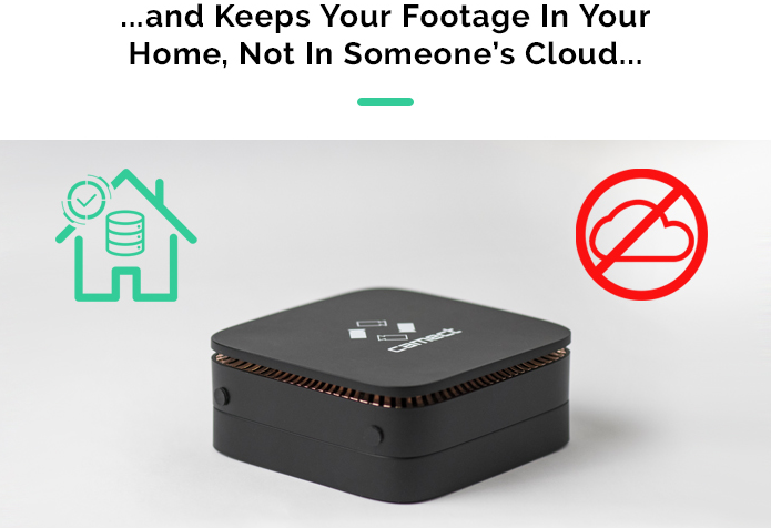 Camect: World's Smartest, Most Private Camera Hub | Indiegogo