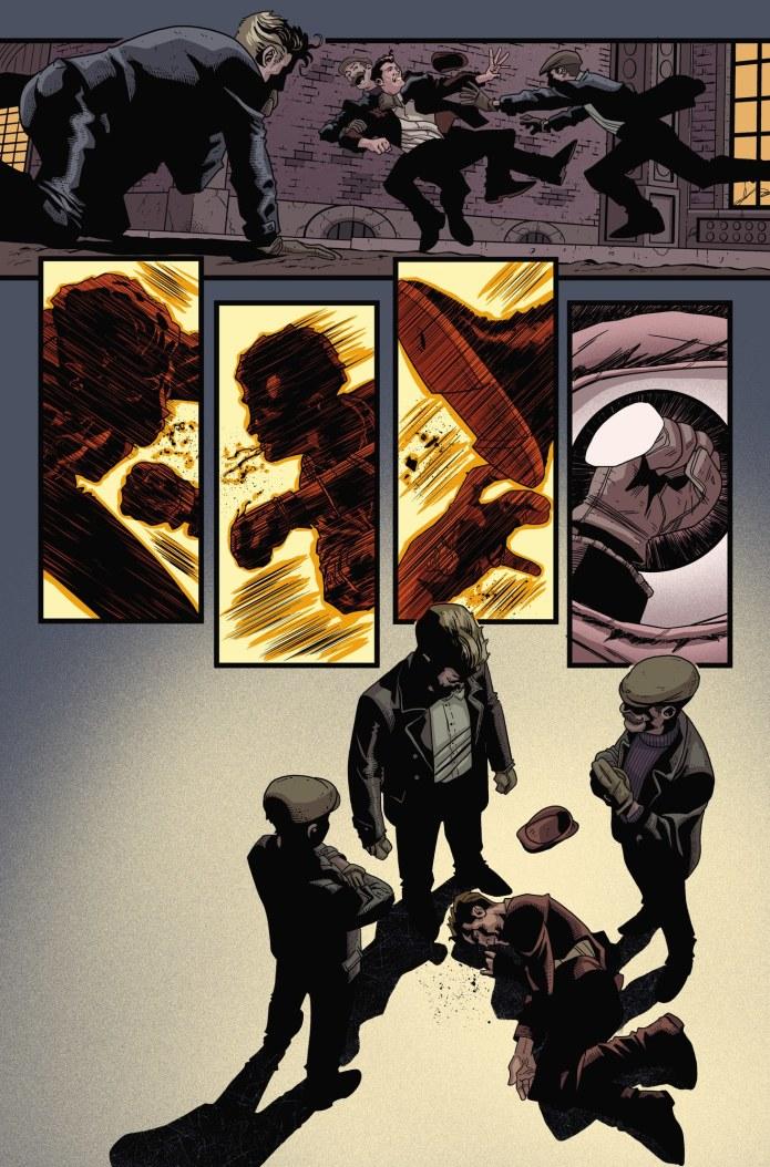 VESTIGE #1 Graphic Novel | Indiegogo
