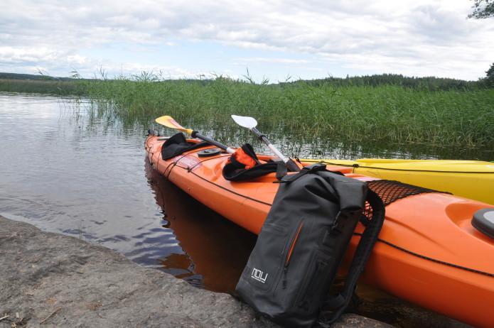 Russian Kayaking - Riviera around the world 3
