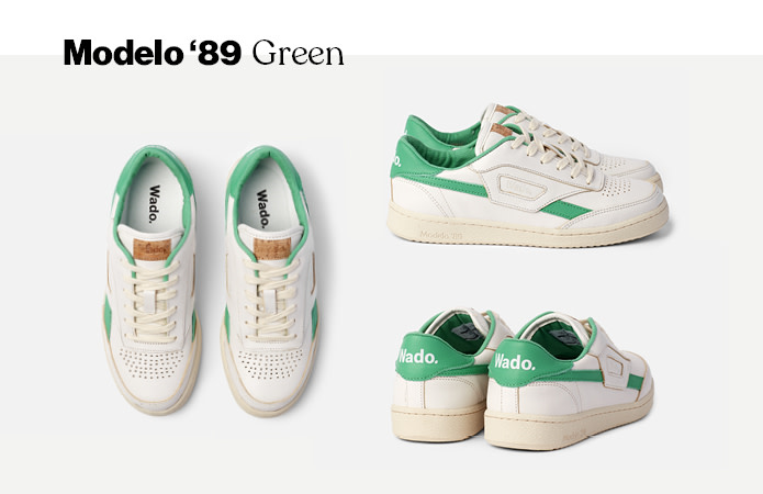 Wado  Gamechanging Sneakers inspired by the 80s  | Indiegogo