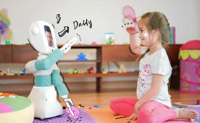 Cushybot One: Play Together From Anywhere | Indiegogo