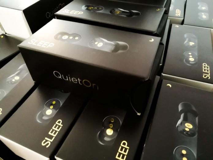 QuietOn Sleep-World's most powerful snoring killer   Indiegogo