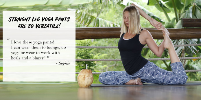 PIYOGA Pants Customer Testimonial