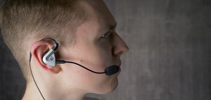 DROWN: World's First Tactile Earphones for Gaming | Indiegogo
