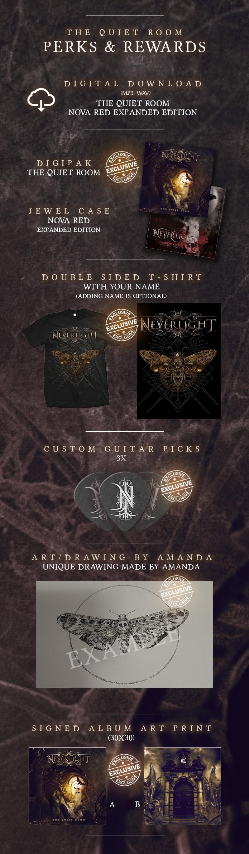 NEVERLIGHT - New Dark Metal Album | Indiegogo