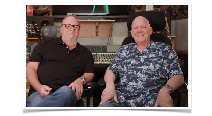 Kevin Kiner & Dennis McCarthy (composers)