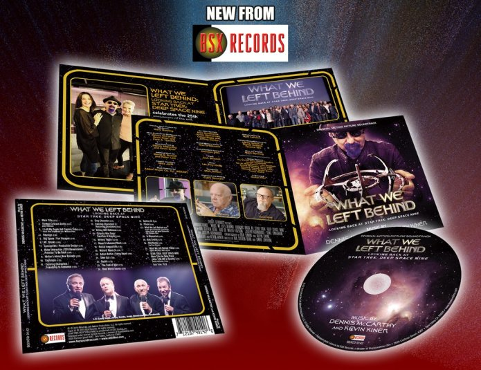 """What We Left Behind"" CD Soundtrack"