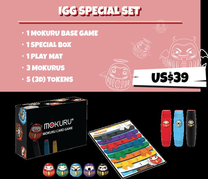 MOKURU CARD GAME by JF   Indiegogo