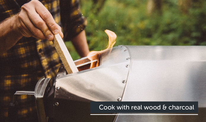 Ooni Karu - A Portable Wood-Fired Pizza Oven