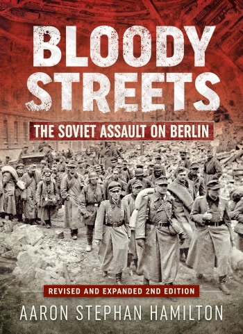 Book Cover of BLOODY STREETS