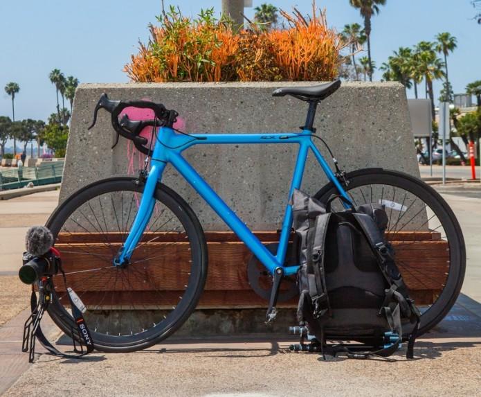 FLX Babymaker Beta Electric Road Bike