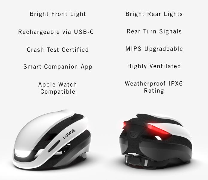 Lumos Ultra Helmet Features