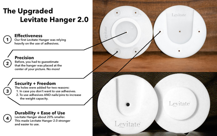 Levitate Hanger 2.0