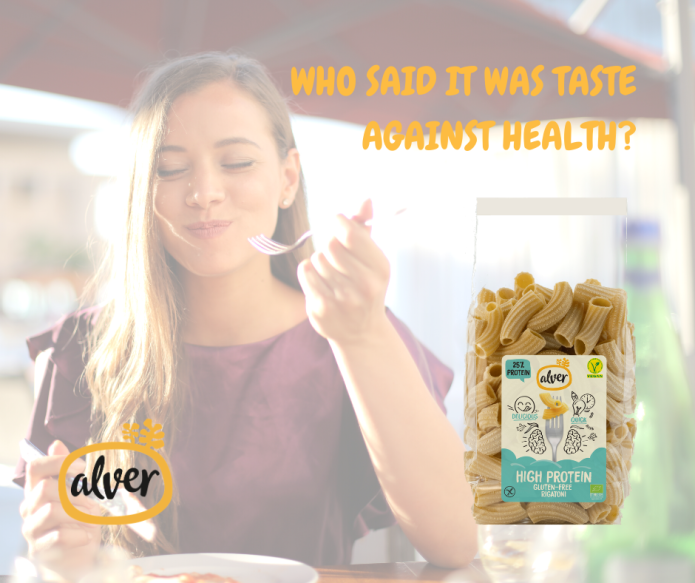 gluten-free pasta are healthy