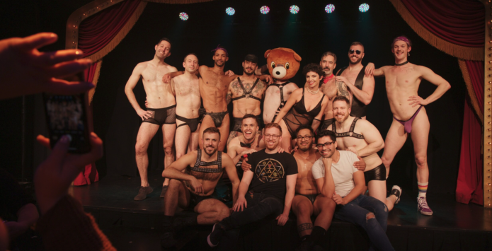 Baloney: A Queer Male Burlesque Documentary | Indiegogo