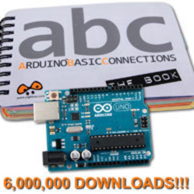 ABC - Arduino Basic Connections - Adafruit Industries