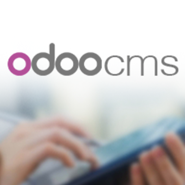 icon for app Odoo Website Builder