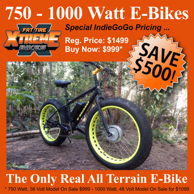 f46f4f1cce3 Track Powerful Electric Fat Bike 750