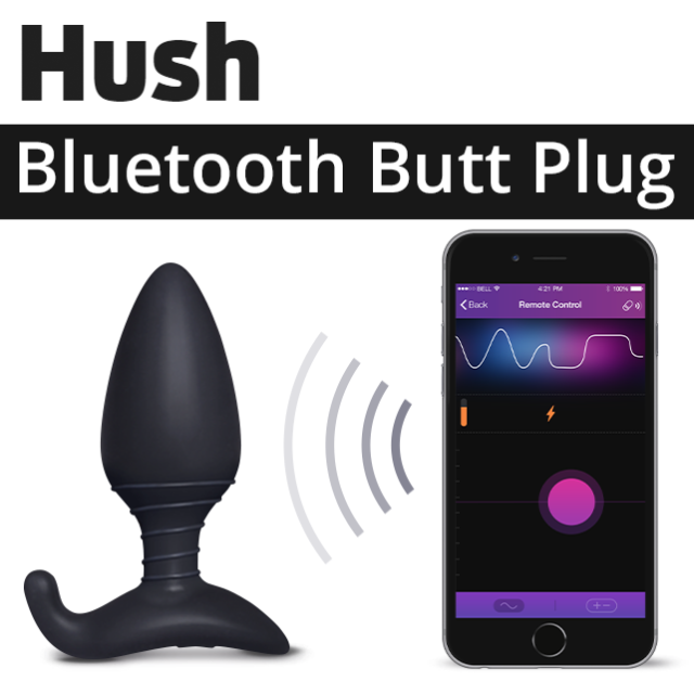 projects hush plug control smartphone from anywhere adult