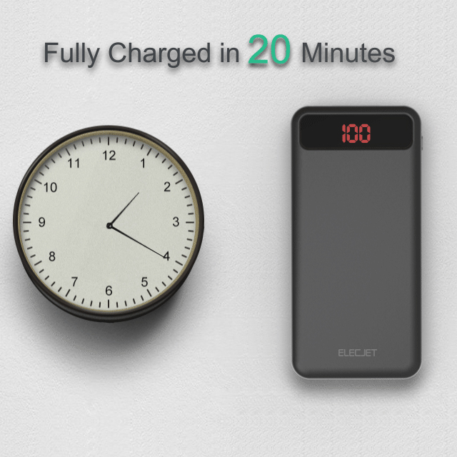 Track Apollo: World's First Graphene Battery Power Bank's