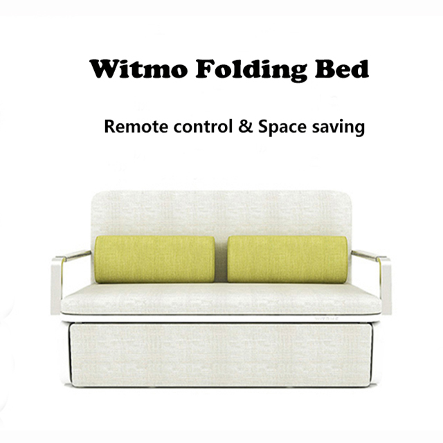 Prime Track Witmo Your 1St Automatic Smart Folding Sofabeds Machost Co Dining Chair Design Ideas Machostcouk