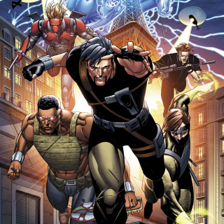 JAWBREAKERS- LOST SOULS graphic novel
