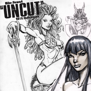 Uncut & Uncensored Artbook