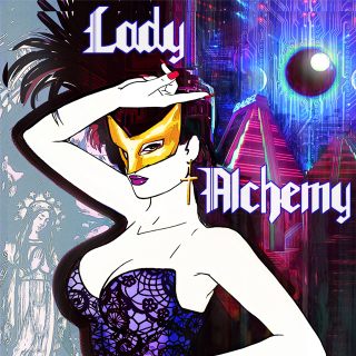 LADY ALCHEMY Graphic Novel