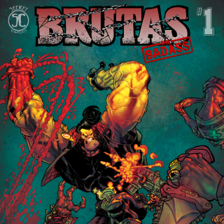 Brutas The Badass #1