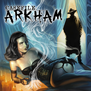 Casefile: ARKHAM -The Adventures of Hank Flynn, PI