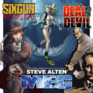 MEG-SixGun Samurai-Deal with the Devil