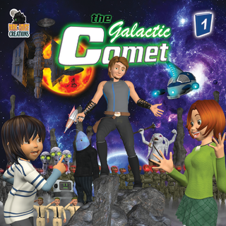 The Galactic Comet - BOOK ONE
