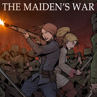 The Maiden's War: a novel