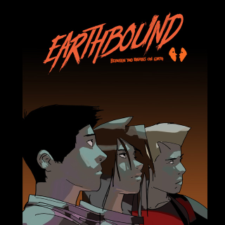 Earthbound ft. Hardcover