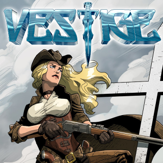 VESTIGE #1 Graphic Novel