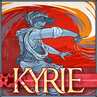 KYRIE Book 1: The Curse of the Macedonian Scroll!