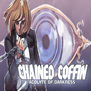 Chained Coffin: A Lovecraftian-noir comic book