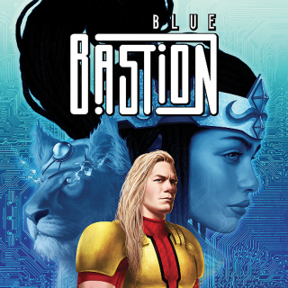 Blue Bastion - Comic Series