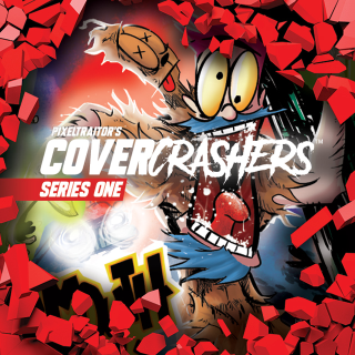 Cover Crashers Trading Card Set - Series 1