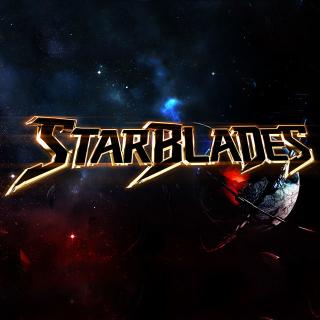 StarBlades Vol. One
