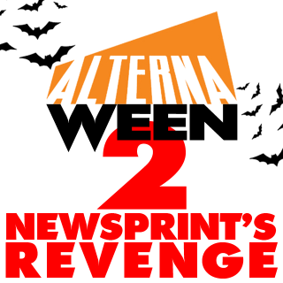 AlternaWeen 2: Newsprint's Revenge
