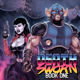 DEATHSWORN : Book One