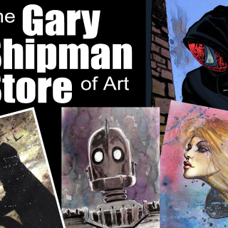 The Gary Shipman Art Store
