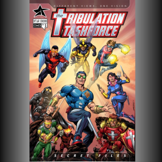 Tribulation Taskforce: Secret Files #1