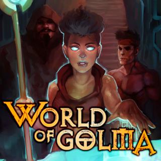 World of Golma- Book 1 Aerah