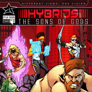 Hybrids: The Sons of Gods #4 - Star Cross Event
