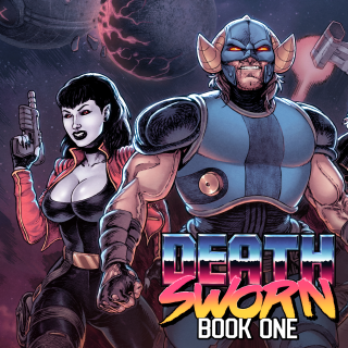 DEATHSWORN : Book One