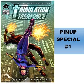 Tribulation Taskforce: Pinup Special