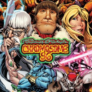 CHROMOSOME 96                Issues #1 #2 & #3